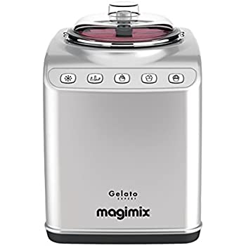MAGIMIX - SORBETIERE TURBINE A GLACE 11680 GELATO EXPERT