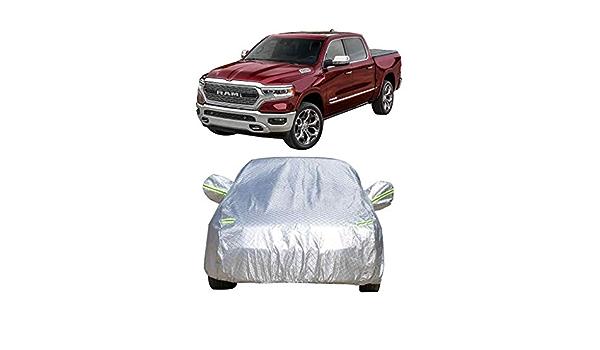 WJQSD Telo Copriauto Copertura Auto Dodge RAM Pickup Car Special Speciale Spessa in Tessuto Oxford di Protezione Solare Pioggia Antigelo Caldo Resistente alle Intemperie Antipolvere all Season
