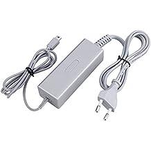 MP power @ Fuente de alimentación Adaptador del cable para Nintendo WII U Gamepad Mando