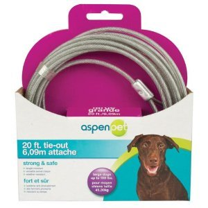 Artikelbild: Crusing Companion Cable Tieout by Aspen Pet
