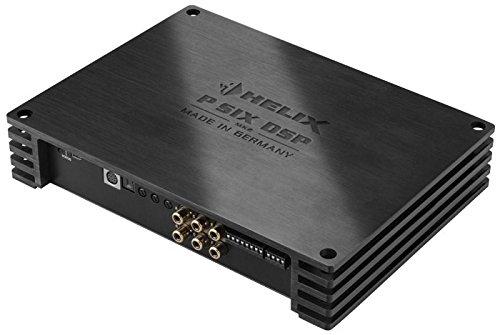 Helix P SIX DSP MK2 | 6-Kanal Verstärker mit integriertem digitalen 8-Kanal Signalprozessor