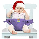 Best Baby Toddler Safety Harnesses - KACOOL Baby Safety Belt Washable Portable Travel High Review