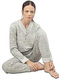 GISELA Pijama de Mujer de algodón 3/1531 - Vigore, ...