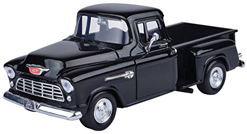 Motormax 0661732732364 White 1956 Ford F 100 Pickup