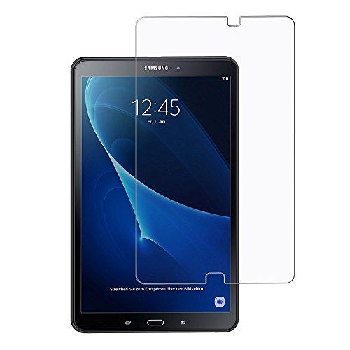 EasyAcc Schutzfolie kompatibel für Samsung Galaxy Tab A 10.1, Klar Anti-Kratz Glas Folie Panzerfolie kompatibel für Samsung Galaxy Tab A 10.1 T580/T585-9H Hardness aus gehärtetem Glas