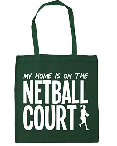 hippowarehouse-my-home-is-on-the-netball-court-tote-shopping-gym-beach-bag-42cm-x38cm-10-litres