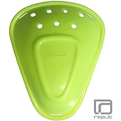 REPLIC - Protector Inglinal Plastico Coquilla Grande