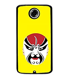 ifasho Designer Phone Back Case Cover Motorola Nexus 6 :: Motorola Nexus X :: Motorola Moto X Pro :: Google Nexus 6 ( Lord Ganesh Logo Symbol Hindu god )
