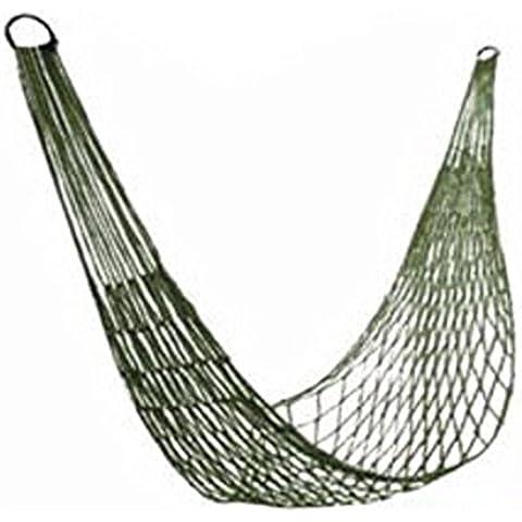 all'esercito verde audace (corda di nylon amaca in campeggio singola persona amaca