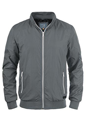 BLEND Brad 2070371ME Nylon Jacke, Größe:XL;Farbe:Granite (70147)
