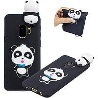Gummi TPU Hülle für Galaxy S9,Weich Silikon HandyHülle für Galaxy S9,Moiky Stilvoll 3D Niedlich Panda Entwurf... preisvergleich bei billige-tabletten.eu