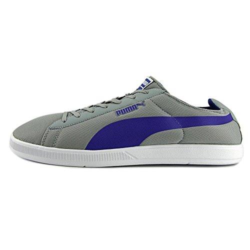 Puma Blot Lite Low CM Toile Baskets Limestone Gray-Surf The Web