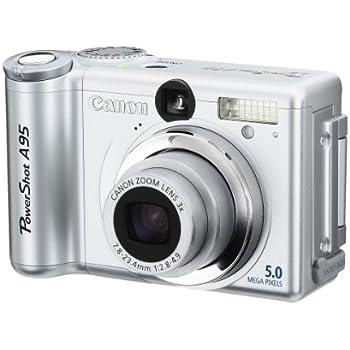 Canon PowerShot A95 Digitalkamera (5 Megapixel)