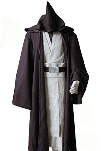 Star Wars Alter Obi Wan Kenobi Cosplay Kostüm XXL