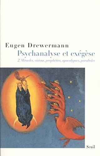 Psychanalyse et Exégèse, tome 2