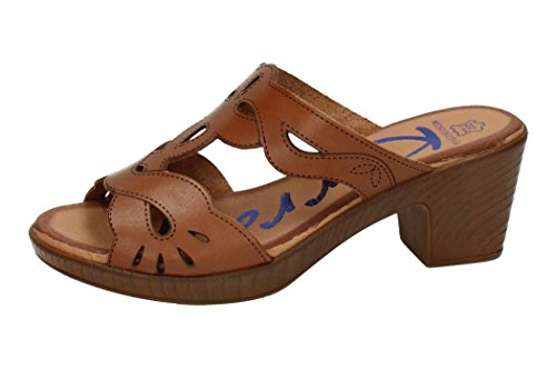 KARRALLI Donna sandali Quercia