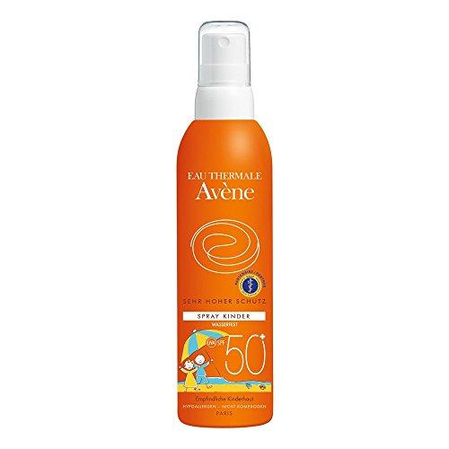 Avene SunSitive Kinder-Sonnenspray SPF 50+, 200 ml
