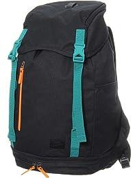 Nike ESM 022015 - Mochila, color negro / verde / naranja
