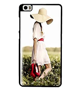PrintVisa Metal Printed Girly Designer Back Case Cover for Xiaomi Mi5-D5022