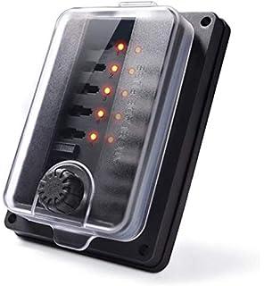 10Fach Sicherungskasten Sicherungshalter fur Auto KFZ Flachsicherungue2V Pl M8T4