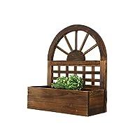 Wooden Flower Rack - Plant Stand Organizer Display Shelf Hotel Restaurant Garden Yard Flower Rack Wooden, Decorative Storage, Party Or Wedding Centerpiece