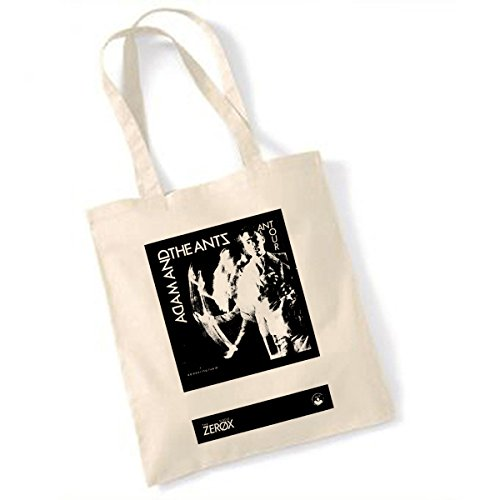 adam-and-the-ants-zerox-tour-natural-tote-bag