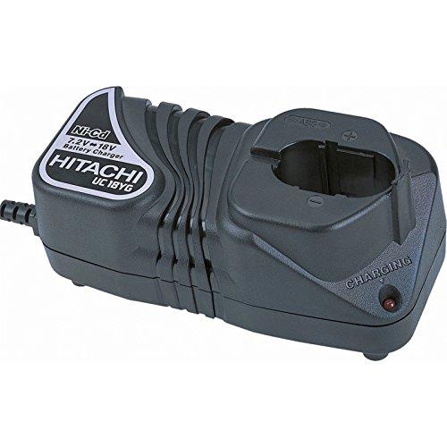 Präzise Engineered Hitachi schnurlose Akku-Ladegerät uc18yg 12–18Volt [1Stück]–W/3Jahre rescu3® Garantie (Hitachi Akku 18v-ladegerät)