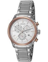 Joop! Herren-Armbanduhr Richard Chronograph Quarz Edelstahl JP101751004