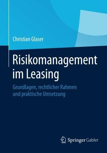 Risikomanagement im Leasing
