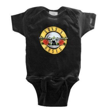 Guns N' Roses - Baby-boys Appetite Infant Bodysuit - 18-24