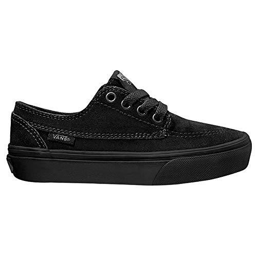 Vans Sneaker Junior K Brigata Suede Black/Black-30