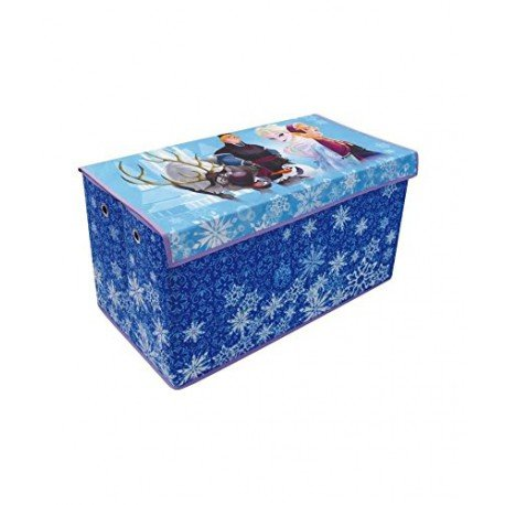 Fun House 712591 Frozen baúl para Juguetes Plegable con...