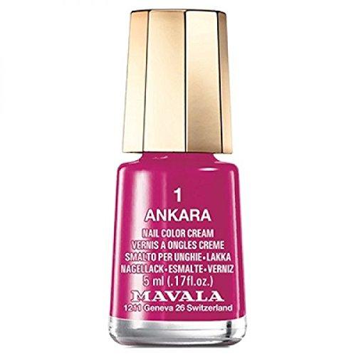 Mavala Nagellack 5ml - 01 Ankara