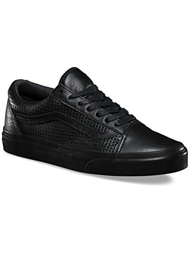 Chaussures Vans – Old Skool Dx (Square Perf) noir/noir Black