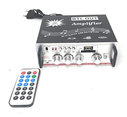 Tiempo, Amplificador estéreo Hi Fi para Coche,