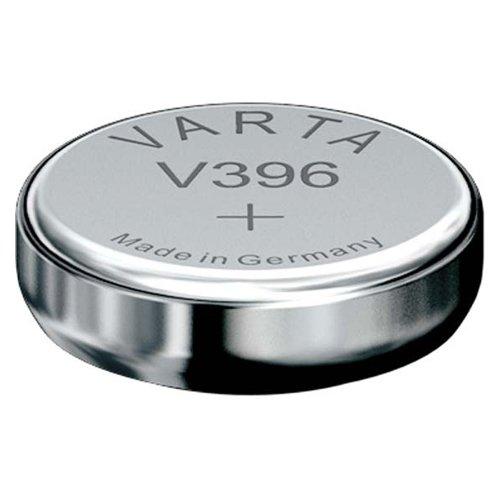 Varta V 396 1,55 V 25 Montres cellulaires mAh
