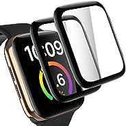 TINICR [2-Piezas] Protector de Pantalla y Láminas para Apple Watch 40 mm Series 4/5/6/SE, 0,2 mm, Ultrafino, R