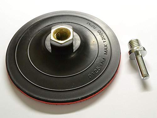 Craftomat 125mm inkl.