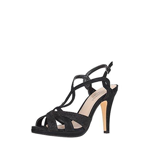 Pacomena 06281 Sandale Femme Black