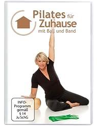 FLEXI-SPORTS 1757 DVD Pilates à la maison, Langue allemande