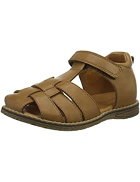 Froddo Jungen Boys Brown Sandal G3150083-3