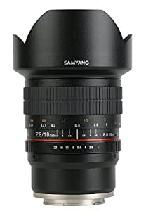 Samyang Objectif pour Sony E 10 mm F2.8 ED AS NCS CS Noir