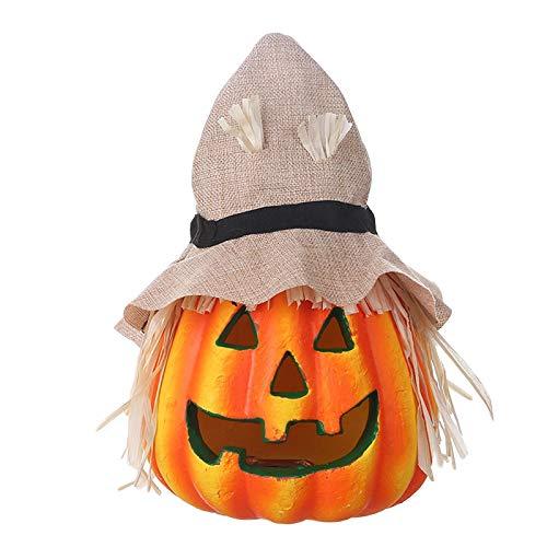 Kostüm Mumie Für Hunde - TZJ Halloween-Laterne Ghost Kürbis-Laterne Geister Festival Bar Sounding Kürbis Licht Veranstaltungsrequisiten Großhandel