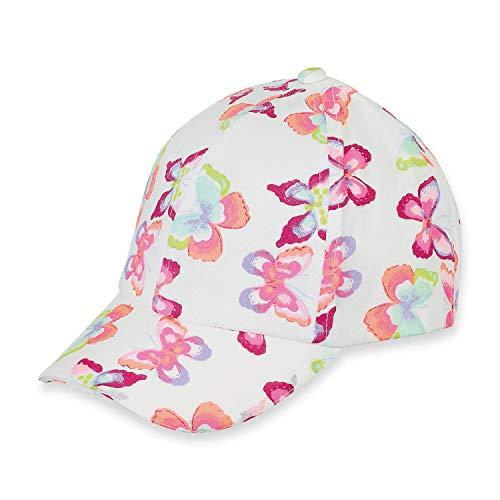 Sterntaler Mädchen Baseball Cap Kappe, Weiß (Weiss 500), Small (Herstellergröße: 51)
