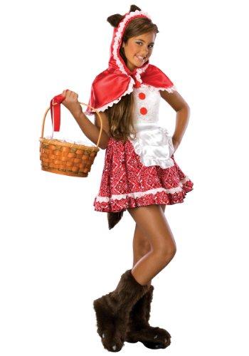 Teen Red Riding Hood Costume Tween Small