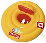 Fisher-Price Swim Safe Triple Ring Baby Seat Step A Schwimmsitz
