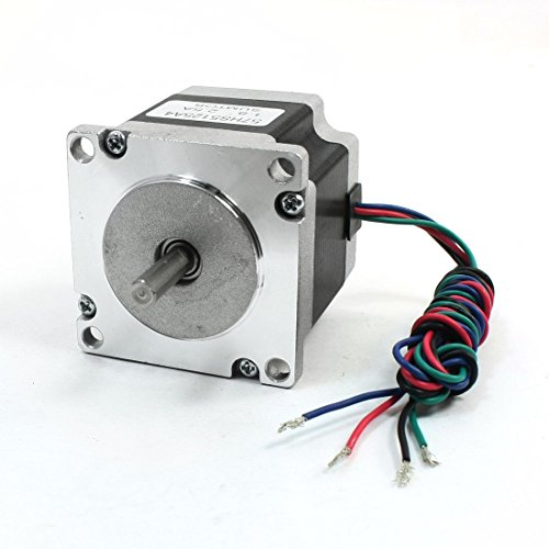 Nema 23 Phase 2 Robot Mühle Rotationsfläche CNC Stepper Motor 51 mm, 2,5 A -