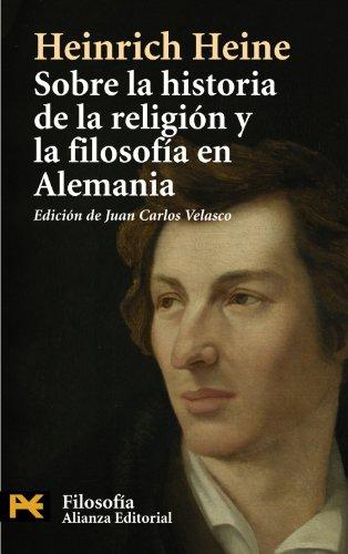 Sobre la historia de la religión y la filosofía en Alemania (El Libro De Bolsillo - Filosofía)