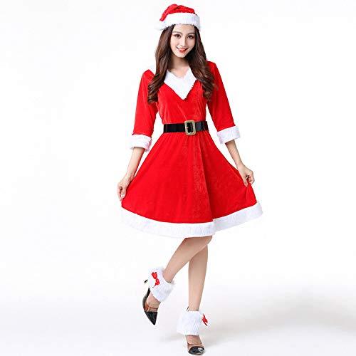Shisky Weihnachtskostüme, Anzeigen Kleider Weihnachten Nachtclub Show Alter -