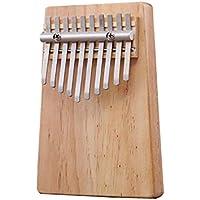 Dedo pulgar Piano Piano Tamaño de bolsillo Teclado Marimba Madera Instrumento musical